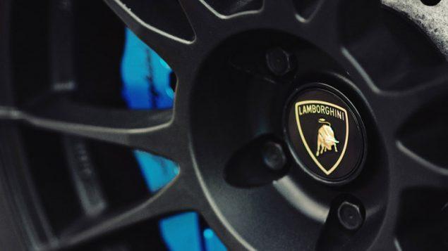 Lamborghini Gallardo Rijden